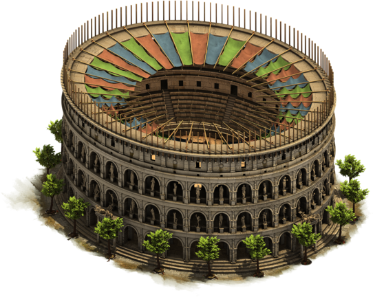 Coliseu Forge Of Empires Wiki Pt